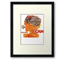 Can Tago Mago T-Shirt Framed Print