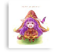 Lulu fan art Canvas Print