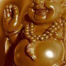 Buddha by Carole Brunet
