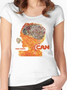 Can Tago Mago T-Shirt Women's Fitted Scoop T-Shirt