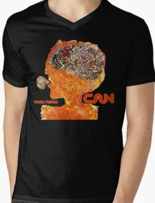 Can Tago Mago T-Shirt Mens V-Neck T-Shirt