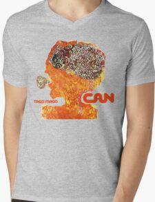 Can Tago Mago T-Shirt Mens V-Neck T-Shirt