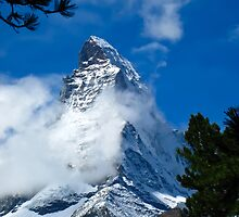 Matterhorn, Zermatt, Switzerland by Tomas Abreu