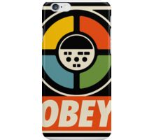 Obey Style ! iPhone Case/Skin