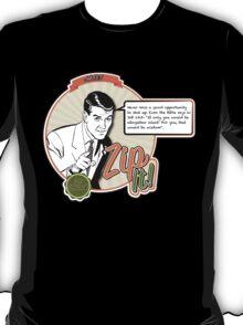 Zip It! - Job 13:5 T-Shirt