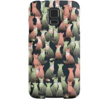 Sleeping foxes Samsung Galaxy Case/Skin