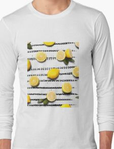 fruit 4 Long Sleeve T-Shirt