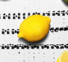 fruit 4 Sticker