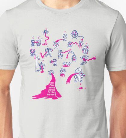 24 Seven Forever Friday Heaven Unisex T-Shirt