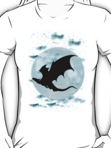 Moonlight Dragon-Smaug T-Shirt