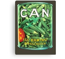 Can Ege Bamyasi T-Shirt Canvas Print
