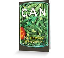 Can Ege Bamyasi T-Shirt Greeting Card