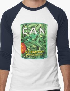Can Ege Bamyasi T-Shirt Men's Baseball ¾ T-Shirt