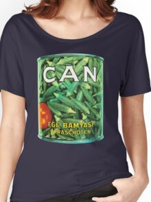 Can Ege Bamyasi T-Shirt Women's Relaxed Fit T-Shirt