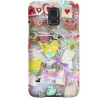 Candy sweet candy Samsung Galaxy Case/Skin