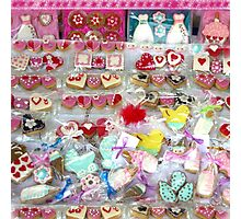 Candy sweet candy Photographic Print