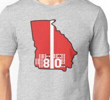 Georgia Dawg Bones Unisex T-Shirt