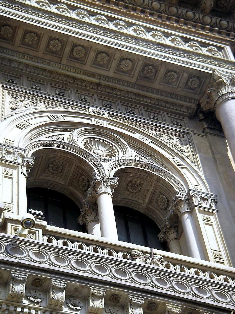 Milan - Galleria Vittorio Emanuele II - detail by sstarlightss