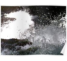 Cascading Waters Poster
