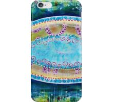 Magical Depths of Emotion: Inner Power Painting iPhone Case/Skin