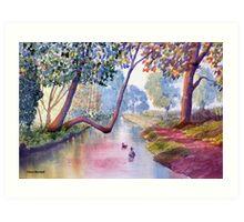 """""""Brompton by Sawdon"""" Art Print"""