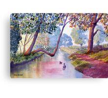 """""""Brompton by Sawdon"""" Canvas Print"""