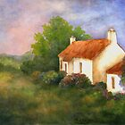IRISH COTTAGE by Mary  Lawson