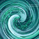 Ocean Swirl by Stephanie Rachel Seely