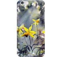 Daffodils of Hope iPhone Case/Skin