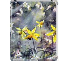Daffodils of Hope iPad Case/Skin