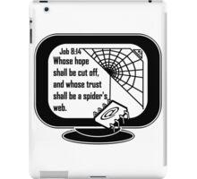 trust the web  iPad Case/Skin