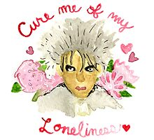 CURE ME Photographic Print
