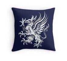 Dragon Age Grey Warden  Throw Pillow