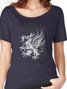 Dragon Age Grey Warden  Women's Relaxed Fit T-Shirt