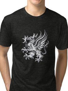 Dragon Age Grey Warden  Tri-blend T-Shirt