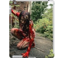 Ode To Horror: Red iPad Case/Skin