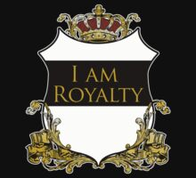 I am Royalty 2 - Black Kids Clothes