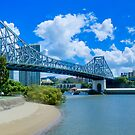 Story Bridge Brisbane by Ian Fraser