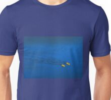 Little Fish in a Big Pond Unisex T-Shirt