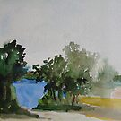BLUE WATER by mtyokawonis