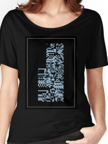 Pokemon Missingno. Blue Version Women's Relaxed Fit T-Shirt