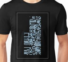 Pokemon Missingno. Blue Version Unisex T-Shirt