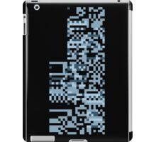 Pokemon Missingno. Blue Version iPad Case/Skin