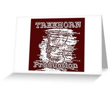 Treehorn production Greeting Card