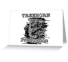 Treehorn Greeting Card