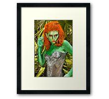 She Hulk Framed Print