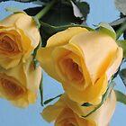 Deux Fleurs by CreativeEm
