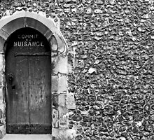 Commit No Nuisance by berndt2