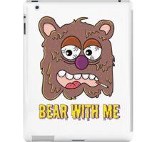 Bear with Me iPad Case/Skin