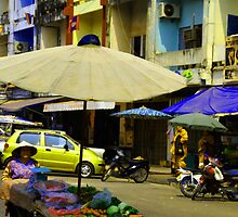 Vientiane, Laos by Nith
